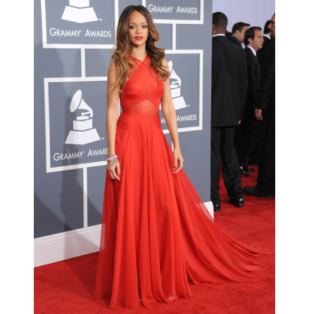 Love Dress inspirerad av Rihanna