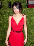 klänning inspirerad av Selena Gomez