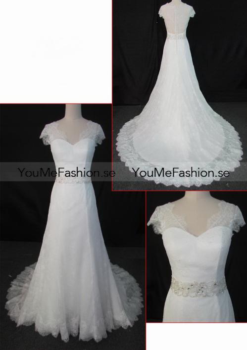Iris Brudklänning