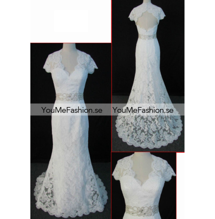 Alisen Brudklänning