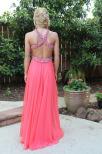 Jenny cross back dress