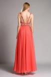 Coral Fiana dress