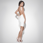 Low Back Bandage Dress