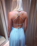 Kelly open back dress