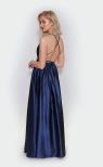 Satin Moa dress