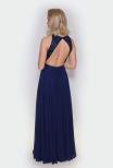 Jessie open back dress