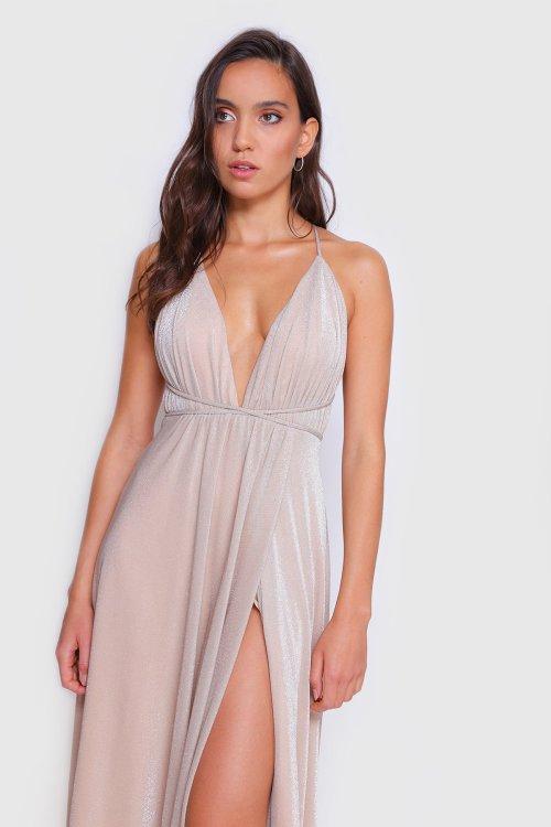The Glitter Rey Dress