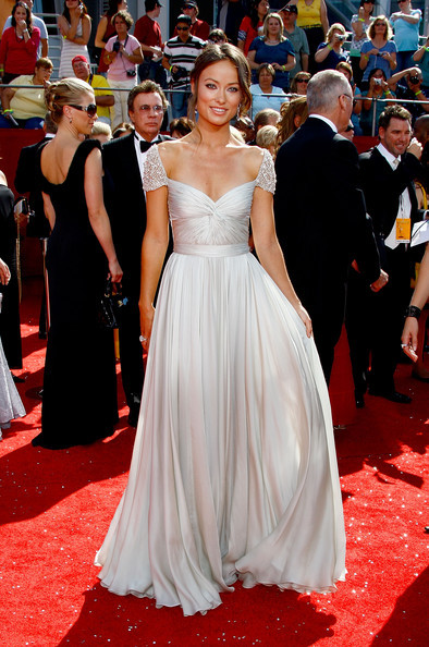 Klänning inspirerad av Olivia Wilde