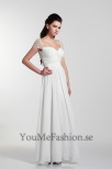 Adora The White One long dress